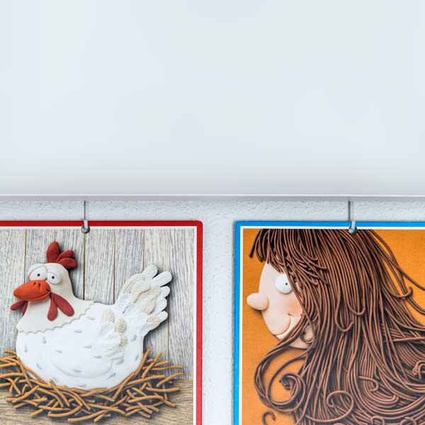 ARTITEQ Twister Picture Hook